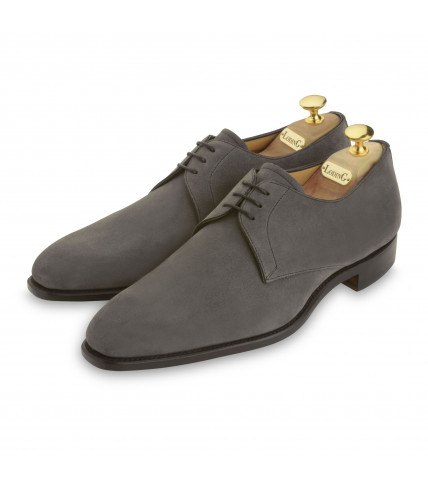 Derbys Goodyear Quito 451 grey suede