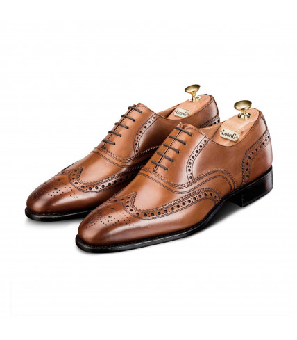 Richelieu Brogue Pearl 439