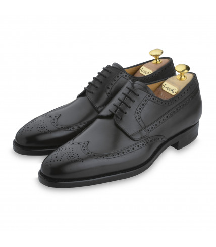 Derby Goodyear Cottage 474 black polido