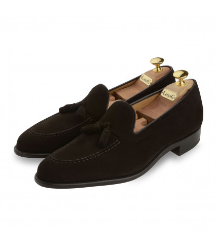 Tassel loafer Windsor 463 suede