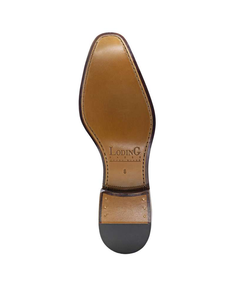 Straight toe-cap Oxford Albano 1001