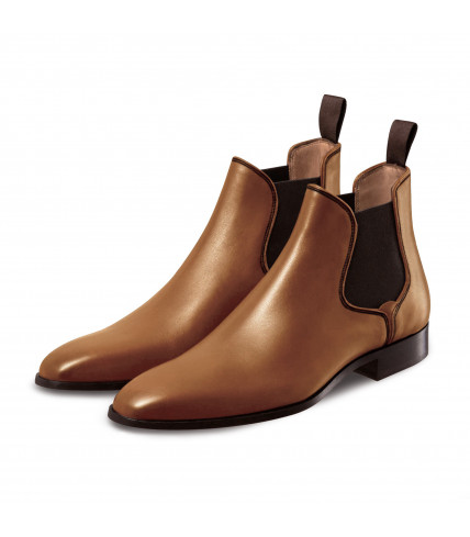 Black Chelsea Boots Guiliano 1007