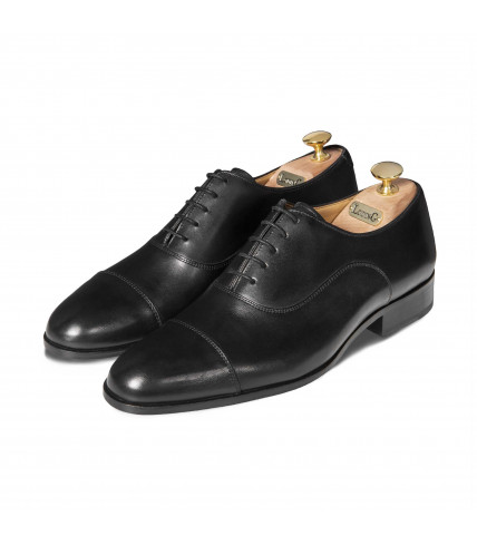 Straight toe-cap Oxford Churchill 1003