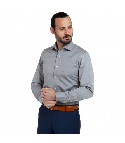 Fancy Slim Fit Dress Shirt