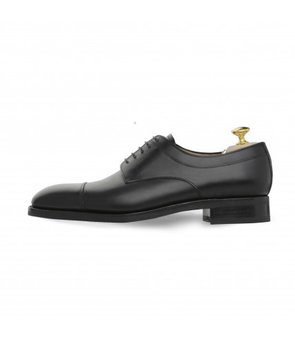 Derbys Goodyear Douets 436 black leather