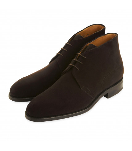 Suede Chukka boots Rodney 376