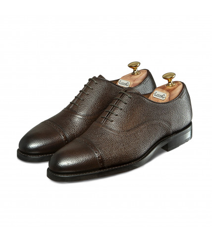 Oxford Brogue with perforated toe-cap Newton 316
