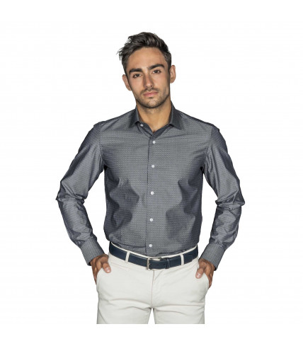 Fantasy Slim fit dress shirt 100% cotton