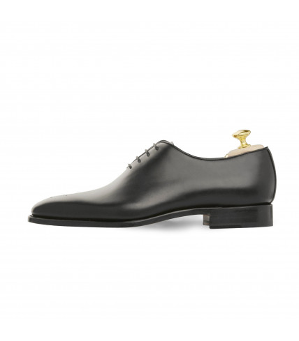 Richelieu one cut Milan 345 noir