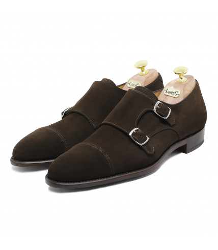 Suede Monk Melleray 473