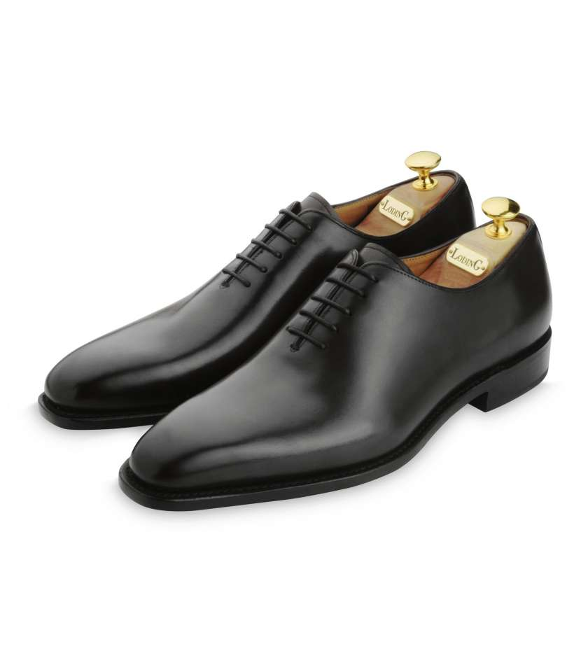 982ce85aee67b One cut Oxford shoes - Goodyear welted and calf leather